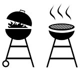 Vector BBQ Grill