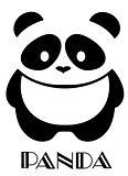 Vector Panda Bear