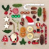 Traditional Symbols of Christmas Selection
