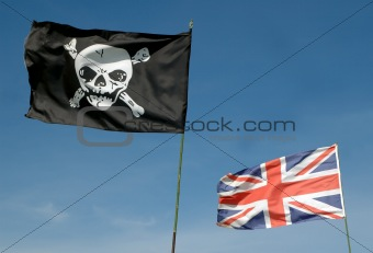 pirates and britain