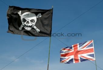 pirates and britain