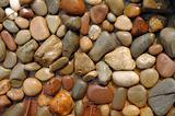 wet stone background