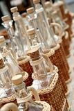 plum brandy bottles