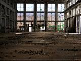 Abandoned Factory - Back to Front