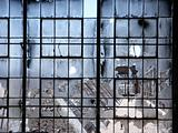 Abandoned Factory - Broken Windows