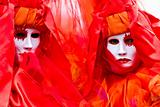 Venice Masks, Carnival.
