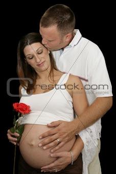 Pregnant & In  Love