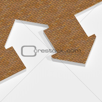 brick house background