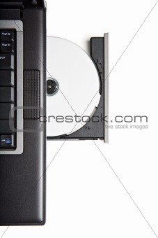 dvd cd rom drive in laptop