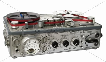 Vintage high-end tape recorder