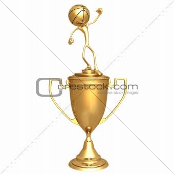 Basketball Sport Trophy