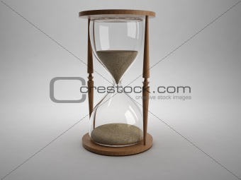 Beautiful hourglass