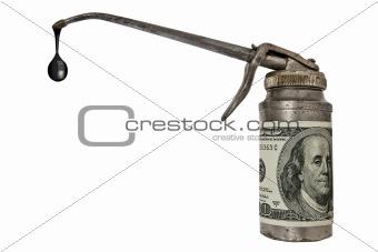 $100 per barrel