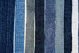 Abstract jeans stripes texture background