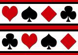 Four card suits