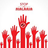Vector Illustration of World Malaria Day