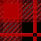 Red Royal Stewart Tartan Seamless Cloth Pattern