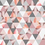 Low poly abstract design