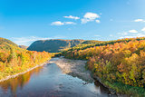 Cabot Trail scenic view