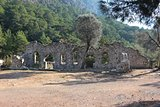 City of ancient Olympos