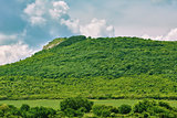 Hill in Bulgaria