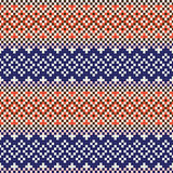 Webbing seamless beaded pattern design.