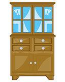 Home furniture closet