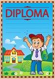 Diploma template image 6