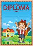 Diploma template image 7