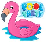 Pool party theme image 5