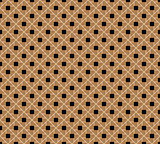 Geometric islamic seamless pattern