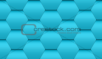 Seamless tiles from hexagons