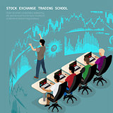 izometric trader school
