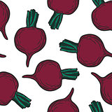 beetroot pattern