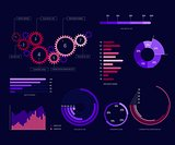 Infographic template design 2