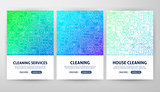 Cleaning Services Flyer Concepts
