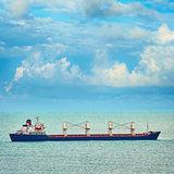 Bulk Carrier Ship