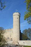 Pikk Hermann tower of Toompea Castle, Tallinn, Estonia