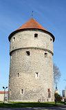 Kiek in de Kok artillery tower in Tallinn, Estonia