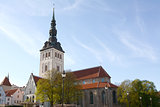 St Nicholas Church in Tallinn, Estonia