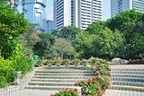 Park in Hong Kong.