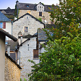 Medieval city of Auxillac