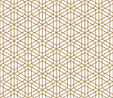 Seamless traditional Kumiko pattern