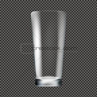 Glass Transparent Background