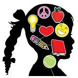 Healthy Mind Girl
