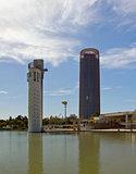 Torre Schindler and Torre Sevilla, Seville
