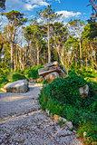 Sintra Portugal. National natural Park