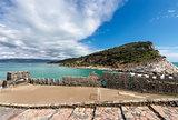 Palmaria Island from Porto Venere - Liguria Italy