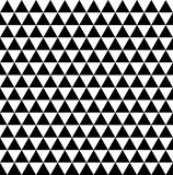 Seamless triangle geometric pattern background. Vector illustration