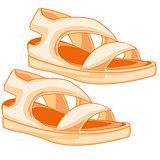 Year footwear sandals